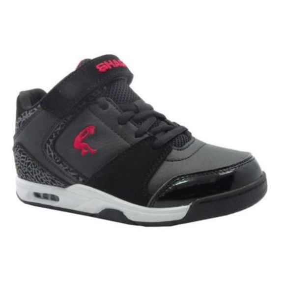 Shaq Boys Print Athletic Sneakers Shoe